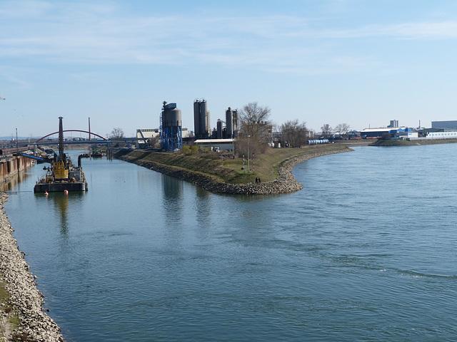 Neckarau/Hafen