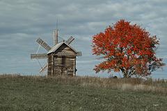 Herbst auf Kizhi