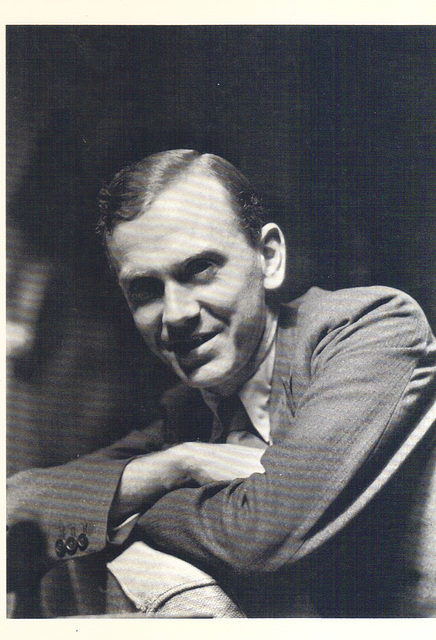 Graham Greene c 1930s by Howard Coster