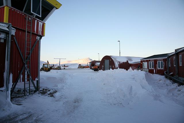Nerlerit Inaat ariport, Greenland
