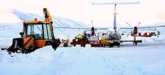 Nerlerit Inaat airport Greenland