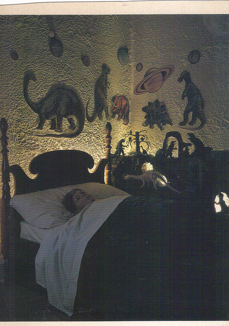 Dinosaue Dreams (1986) by Suzanne Camp-Crosby