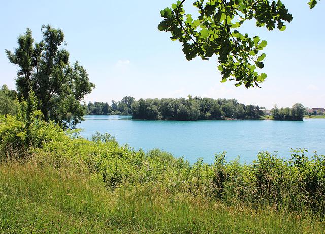 Schloßsee Salem