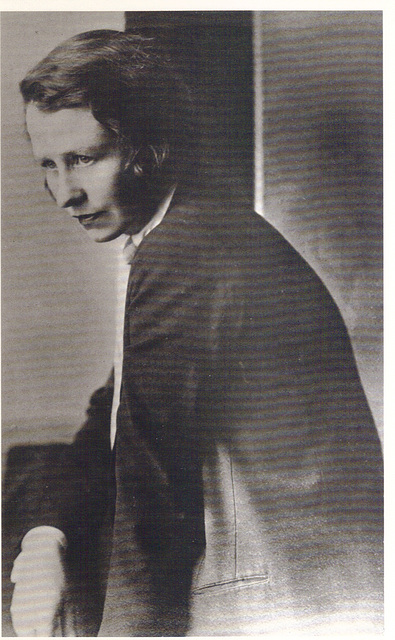 Edna St. Vincent Millet, 1892-1950, photographer unidentified