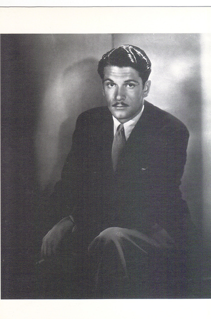 Laurence Olivier, by George Hurrell, no date