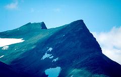 Bergsrygg