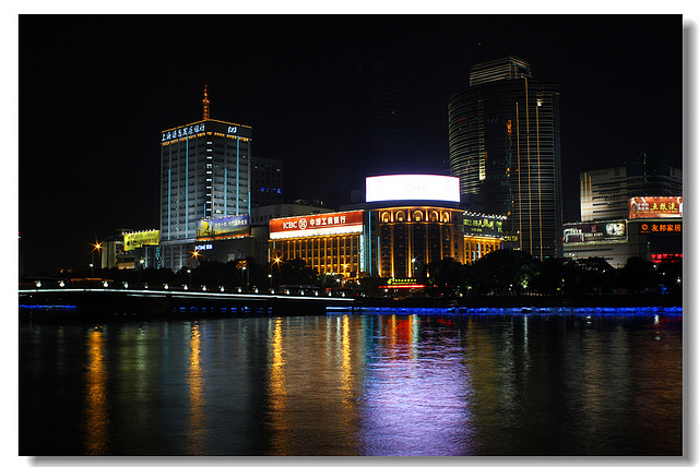 Night street(NingBo China)