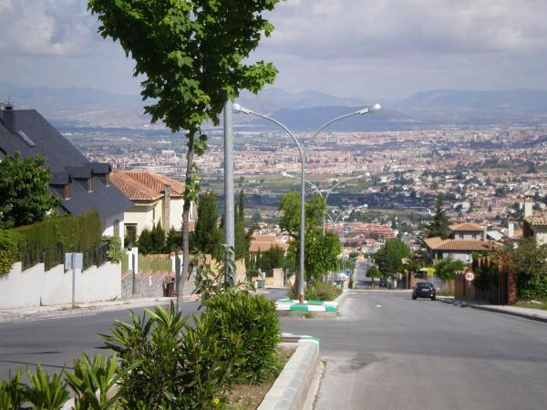EL Barrio y Granada