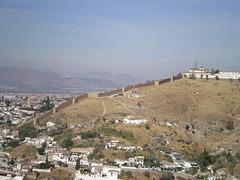 Las Murallas de Granada