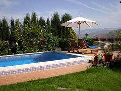 Mi jardin en Granada