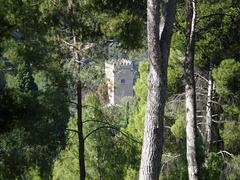Silla del Moro la Alhambra Granada