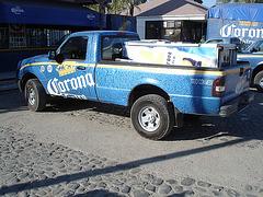 La Peñita de Jaltemba, Nayarit. Mexique / 22 février 2011.