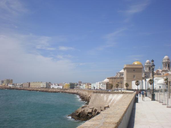 Paseo Cadiz