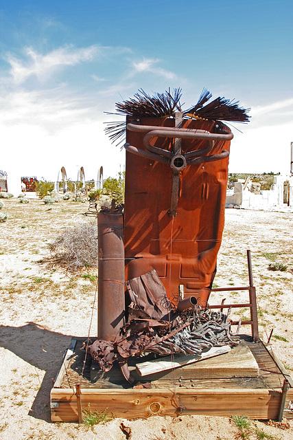 Noah Purifoy Outdoor Desert Art Museum (9939)