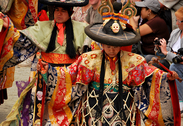 Chaams (Lama Dances)