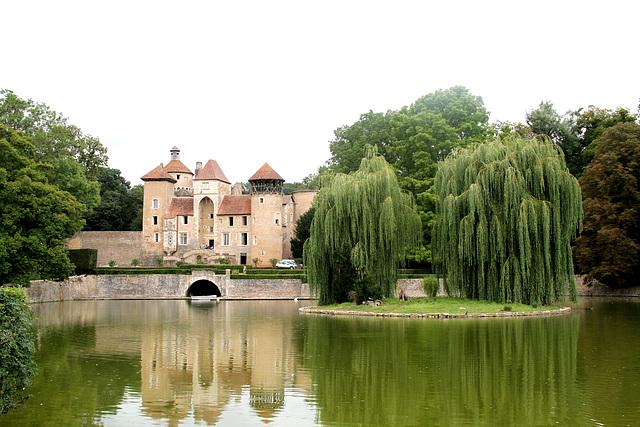 Château de Sercy (71)