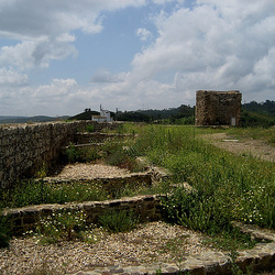 Castle of Aljezur, the last one to be reconquest to Moorish people (1249) - II