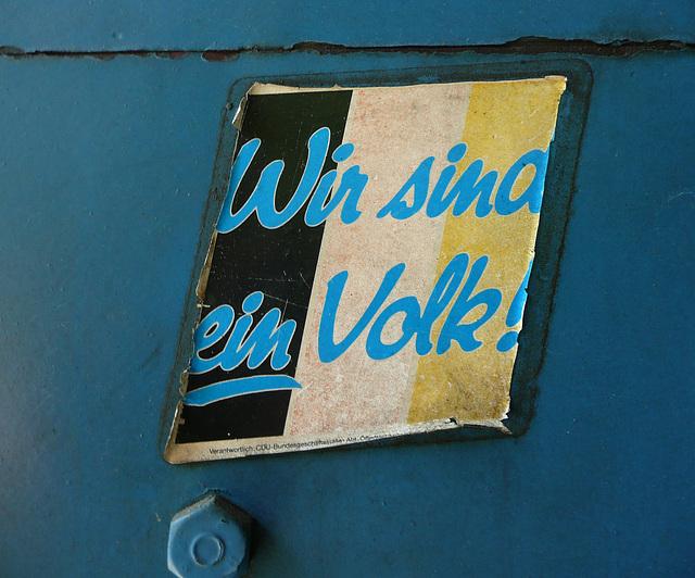 DDR 1989 - Wir sind ein Volk -