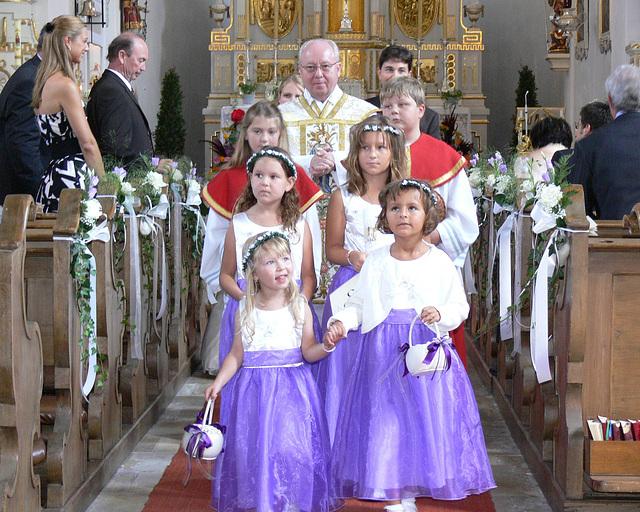 15.8.2009 - Hochzeit von Evi und Jürgen