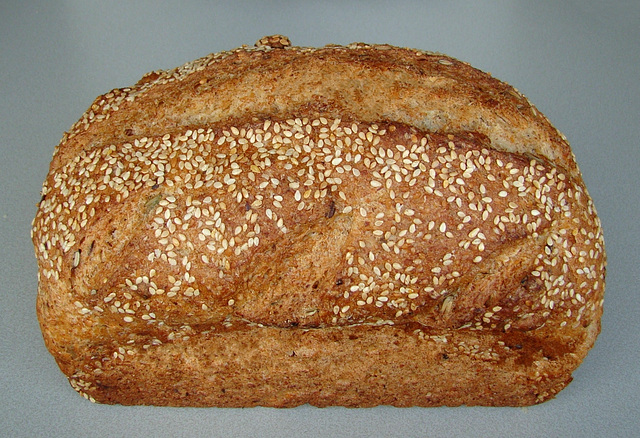 WGB Challenge # 10: Transitional German-Style Many Seed Bread