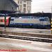 CD 380 Class Electric in Praha Hlavni Nadrazi, Picture 3, Edited Version, Prague, CZ, 2011