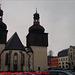 Church, Edited Version, Nachod, Kralovehradecky kraj, Bohemia (CZ), 2011