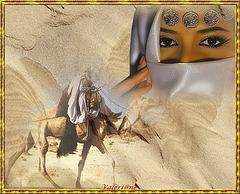 Rose des sables pour ma Djémila