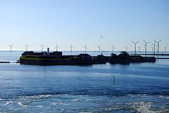 Au large de Copenhague