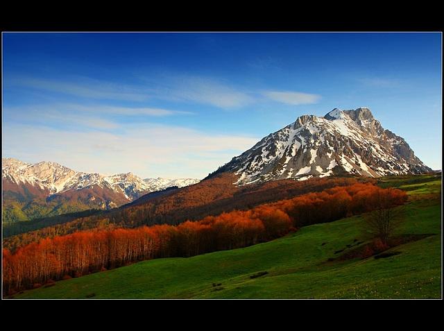 Evening Monte Negro