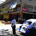 Acapulco, Mexique / 8 février 2011 - Version postérisée de la photo originale.