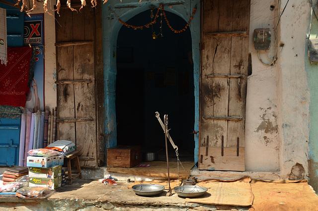 Nawalgarh shop, Rajasthan