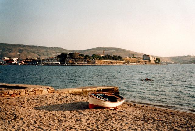 Foca Kleine Bucht