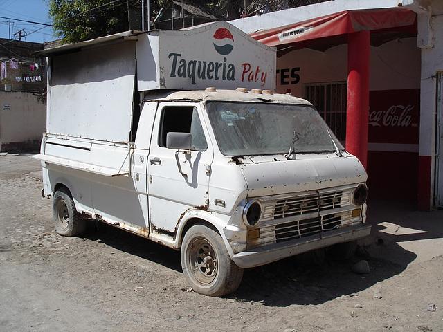 La Peñita de Jaltemba, Nayarit / Mexique - 22 février 2011