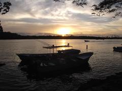 Atardecer / Coucher de soleil / Sunset.