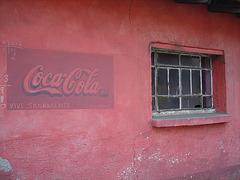 Vive sanamente Coca-cola !