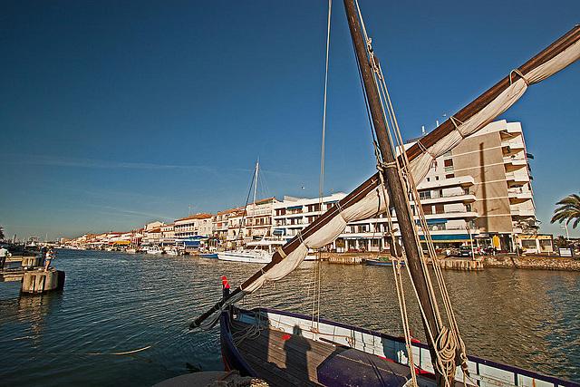 20110529 4062RWfw Hafeneinfahrt, Kanal [Le Grau du Roi]