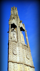 Eleanor Cross, Geddington, UK