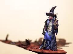 Fantasy bounty hunter