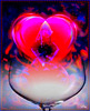 Toute l'eau concentrée au cœur glacé d'un verre ! Je ne demande rien qu'un verre d'eau glacée...