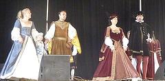 renesanca dancensemblo CAMPANELLO el Třeboň