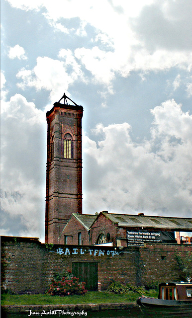 Giotto Tower, Leeds