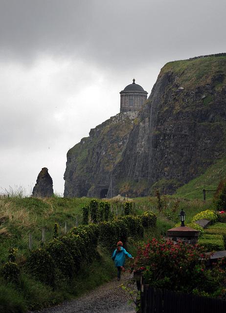 Mussenden Temple, Castlerock