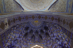 Inside Gur-e Amir