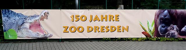 150 Jahre Zoo Dresden