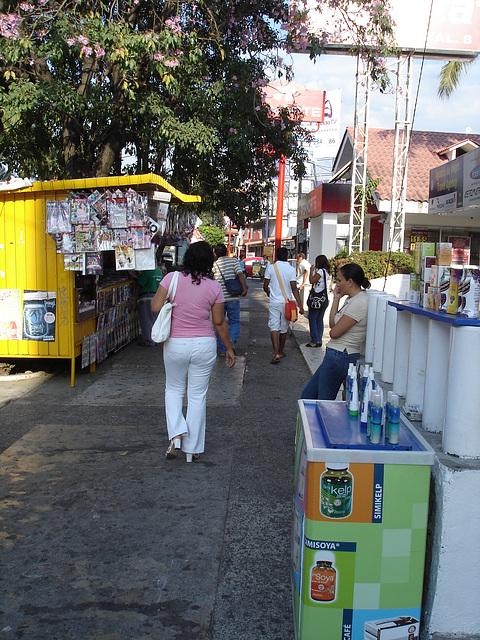 Acapulco, Guerrero. Mexique /  February 8th 2011.- Photo originale