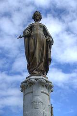 La Dame de Binche