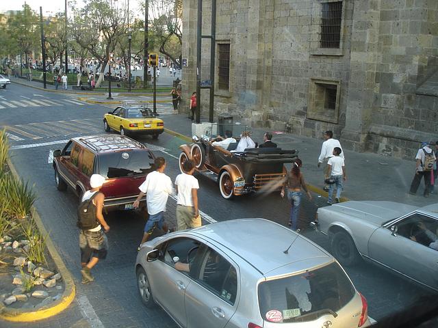 Guadalajara, Jalisco. Mexique / 19 mars 2011