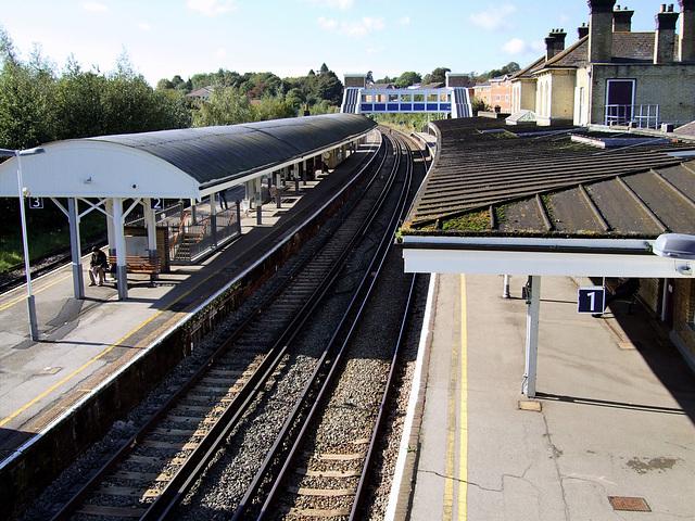 Ipernity Aldershot Railway Station By Roger Dodger