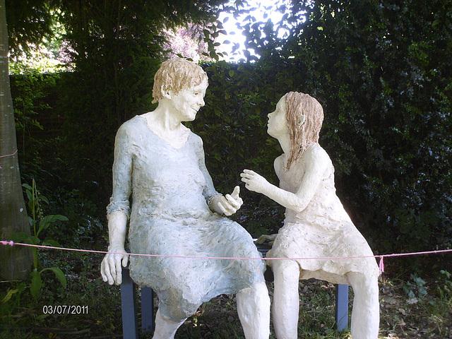 jardin de Bois Guilbert