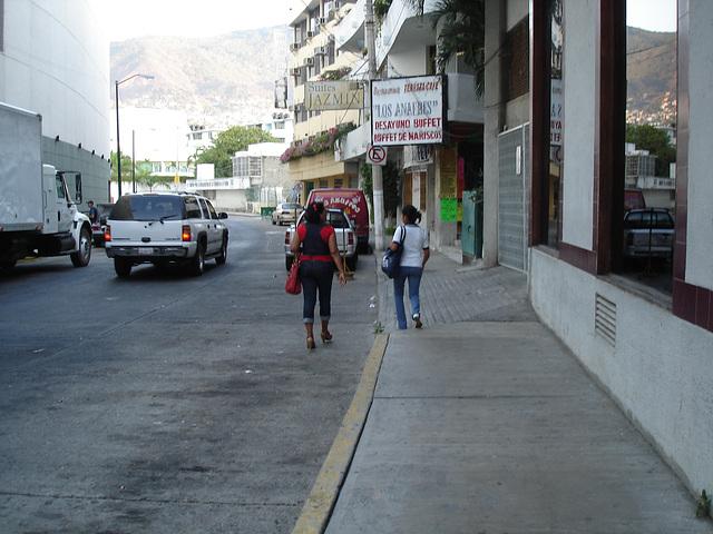 Acapulco, Guerrero. Mexique /  9 février 2011. - Photo originale.